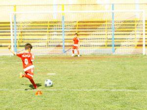 فوتبال نونهالان و نوجوانان فنی خدماتی پارسه
